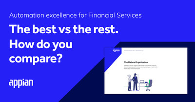 """The benchmarking tool and accompanying research (conducted in partnership with Longitude, a Financial Times company) aim to answer the critical questions: """"What does mature automation mean for a modern financial services company? What defines the companies that have gained significant business benefits from automation, and those that have not?"""""""