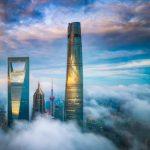 Arte cultivado en las nubes: J Hotel Shanghai Tower debuta en la Cumbre de Shanghái