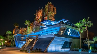 Avengers Campus, an all-new land at Disney California Adventure Park, opens June 4, 2021 at Disneyland Resort in Anaheim, California. Guests of all ages are recruits to experience multiple heroic encounters with Avengers and their allies, such as Spider-Man, Iron Man, Black Panther, Black Widow, Ant-Man and The Wasp and more.