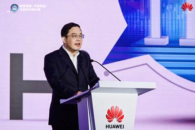 Sr. Peng Zhongyang (PRNewsfoto/Huawei)
