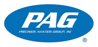 Precision Aviation Group logo (PRNewsfoto/Precision Aviation Group, Inc.)